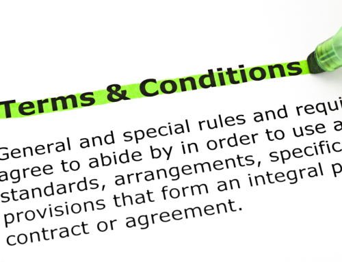 Risk Mitigation Series Article II – Critical Concepts That Must Be in Your Contract